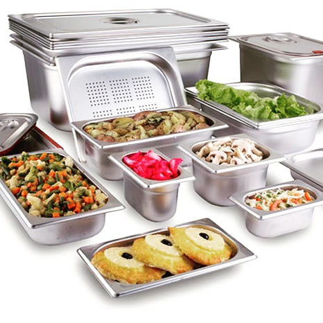 HOW TO CHOOSE GASTRONORM PAN(GN PAN)