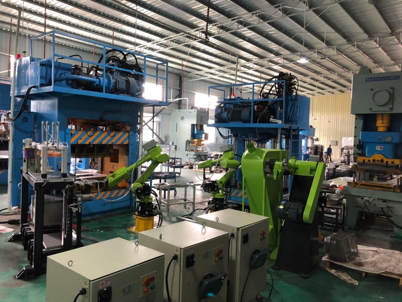 Xiangfa Factory Perforation Machine Use