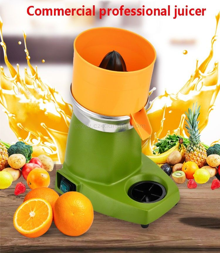 Automatic Commercial Orange Juicer Machine for Restaurant